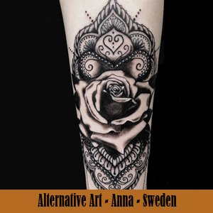 Alternative Art - Sweden