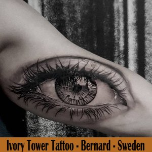 Ivory Tower Tattoo - Sweden
