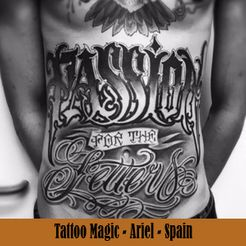 Tattoo Magic - Spain