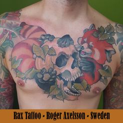 Rax Tattoo - Sweden