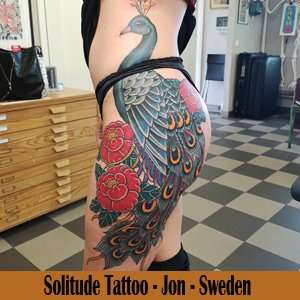 Solitude Tattoo - Sweden