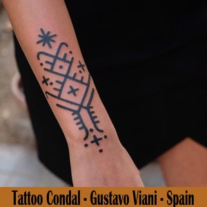 Tattoo Condal - Spain