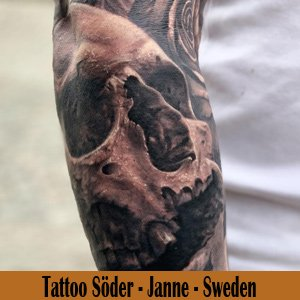 Tattoo Söder - Sweden